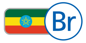 buy currency online flag ethiopia birr red green yellow blue star