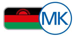 buy currency online flag malawi kwacha red black green horizontal stripes